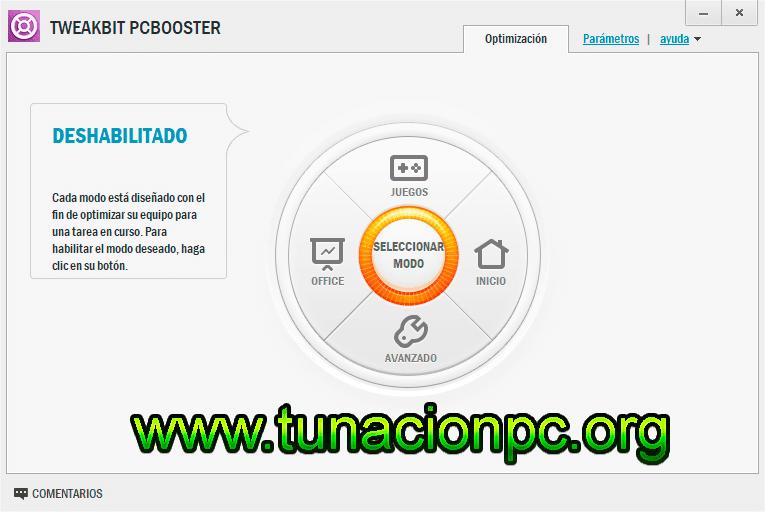 TweakBit PCBooster Final Full ESPAÑOL Imagen