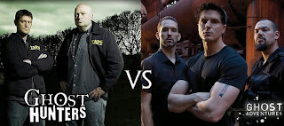 Image result for ghost hunters and ghost adventures