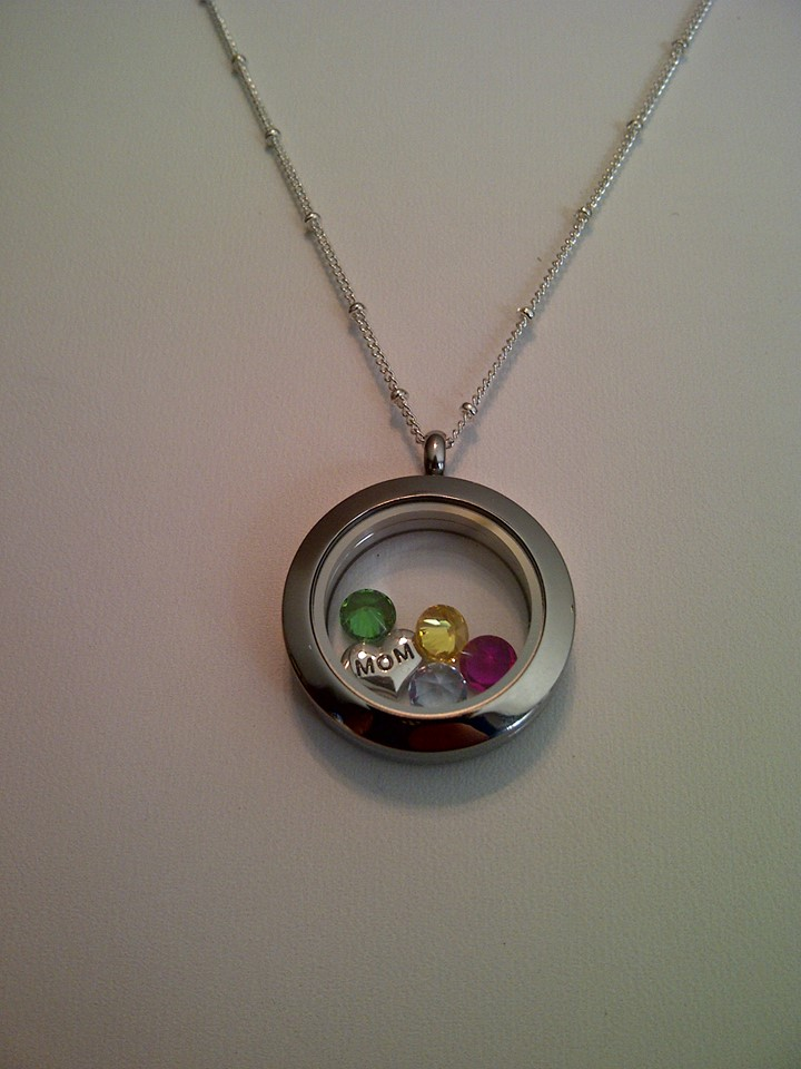 Ebay Origami Owl Necklaces