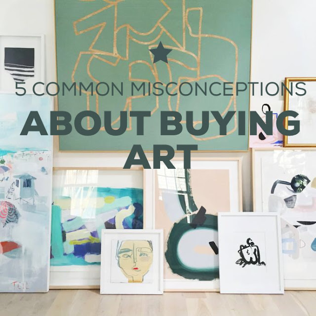 These Misconceptions Are Holding You Back From Buying Art | Kayla Lynn