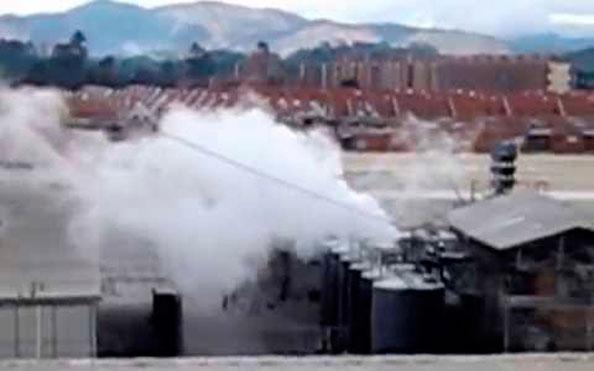 Mosquera y Madrid, los municipios con la más alta huella de CO2 en Cundinamarca