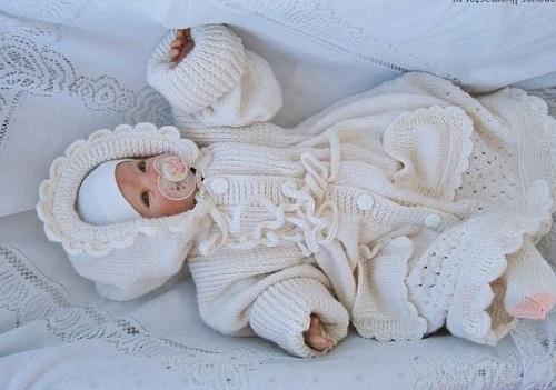 palto dlya novorojdennogo spicami (2)