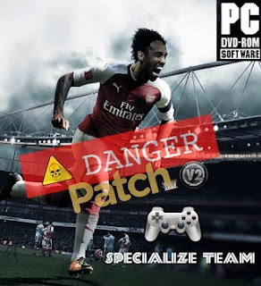 PES 2013 Danger Patch Update Season 2017/2018