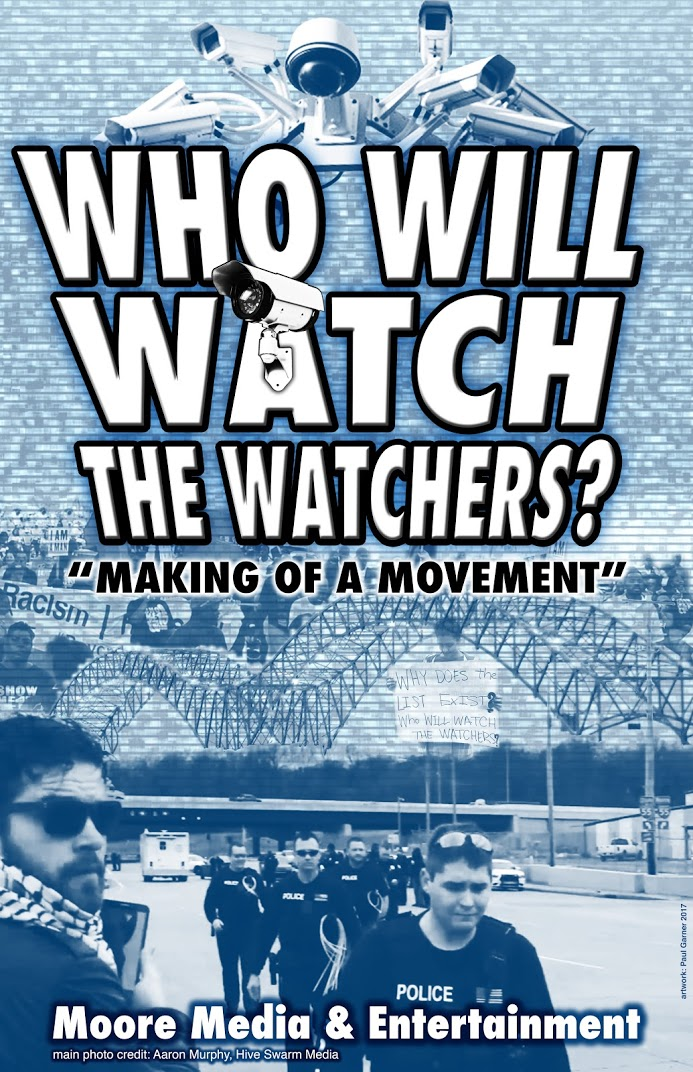 Watch the Watchers Poster