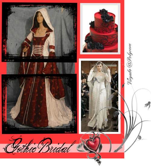 Vintage Inspired Fashion Blog Gothic Bridal Veils For Medieval
