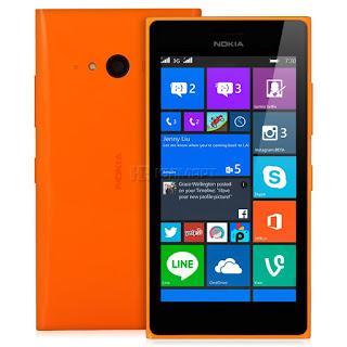 Мобильный телефон Nokia Lumia 730 DS Black + Orange