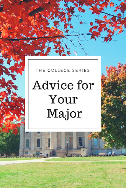 college advice for incoming freshmen for your major