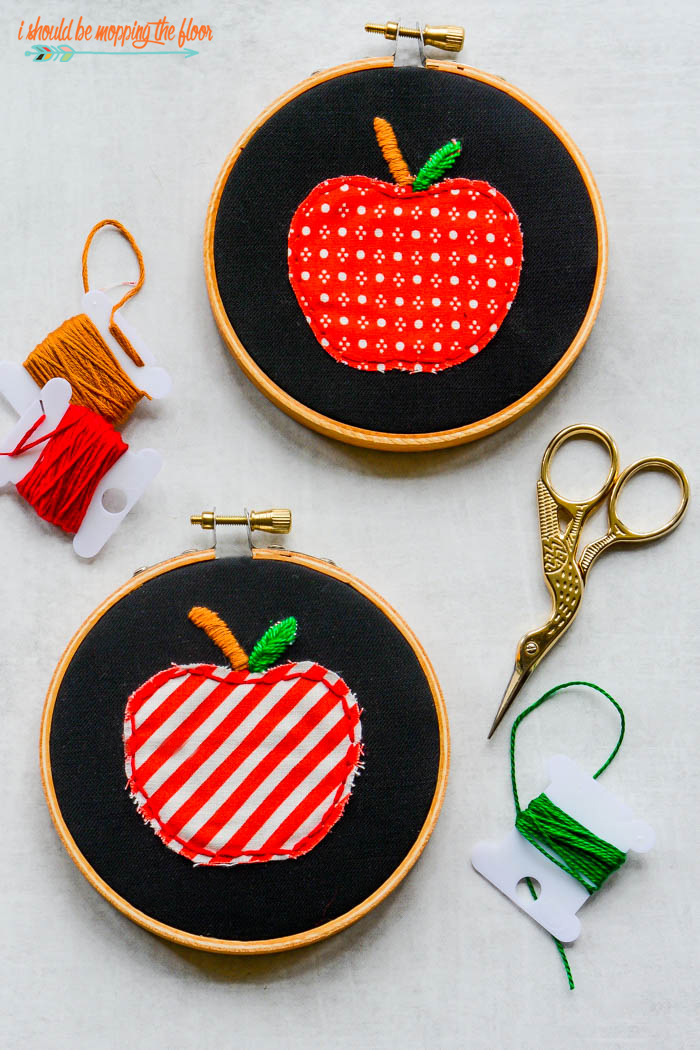 Apple Teacher Crafts