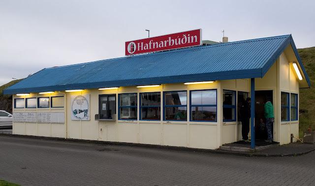 Hofn Hafnarbuðin