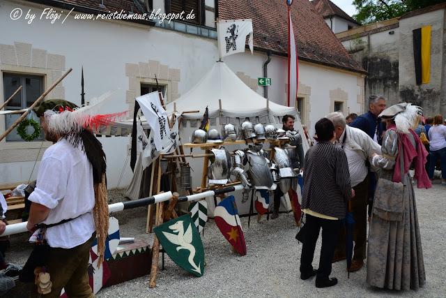 Schloßfest in Neuburg an der Donau