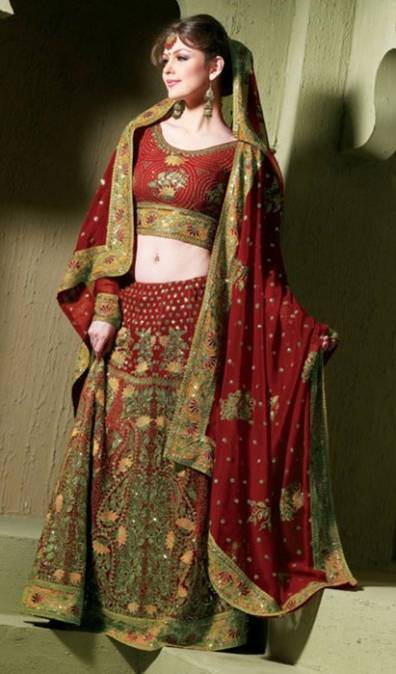 6016da9c6 best Baby Girl Indian Wedding Dresses image collection
