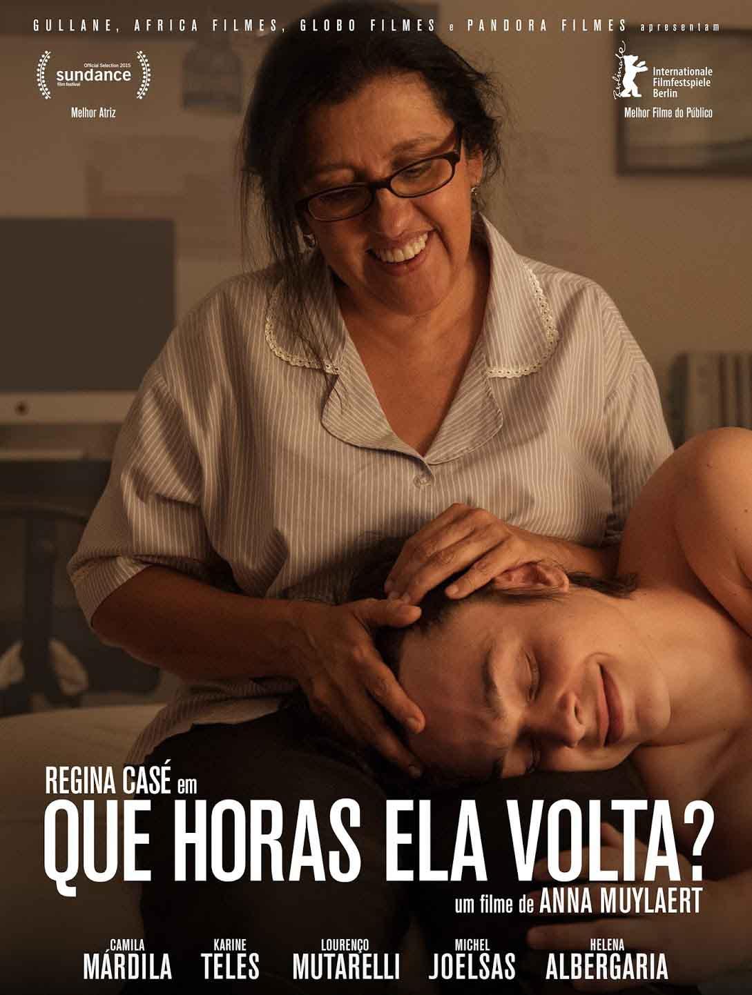 Que Horas Ela Volta? Torrent – Blu-ray Rip 720p e 1080p Nacional (2015)