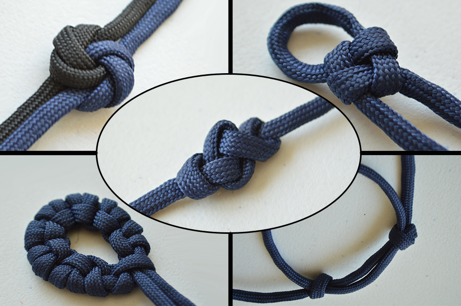 baa7539b1abd DIY Cocoa Abalorios  Cómo hacer 5 nudos distintos para pulseras III