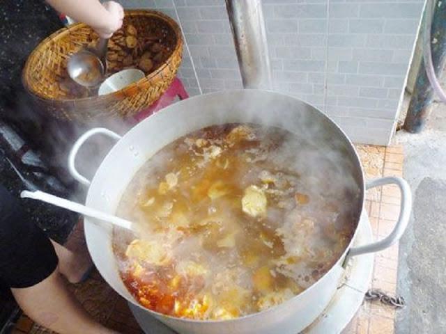 Quán bún chả cá gia truyền nổi tiếng Đà Nẵng