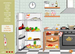 http://englishflashgames.blogspot.com.es/2008/09/food-game.html
