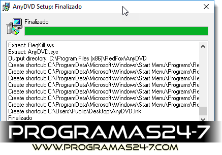 AnyDVD HD v8.0.4.0 FINAL Multilenguaje (Español)