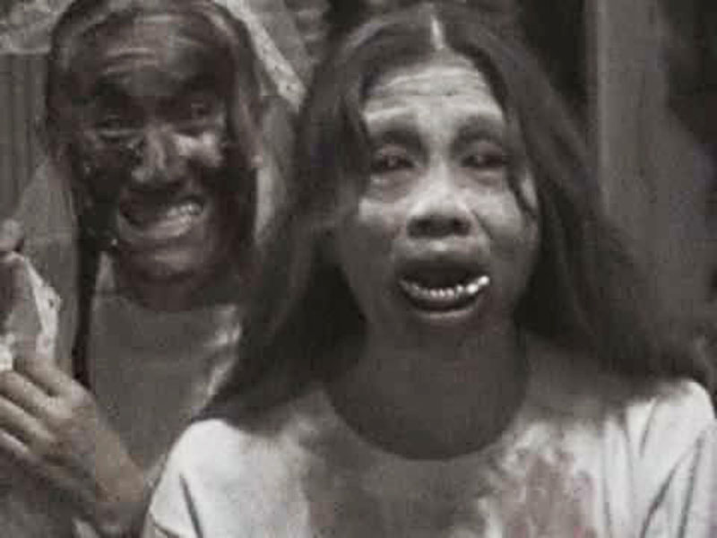 What is the creature in Philippine being shapeshifter