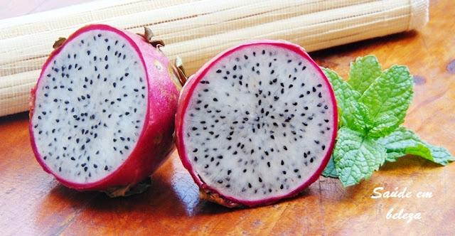 Benefícios da pitaya na saúde