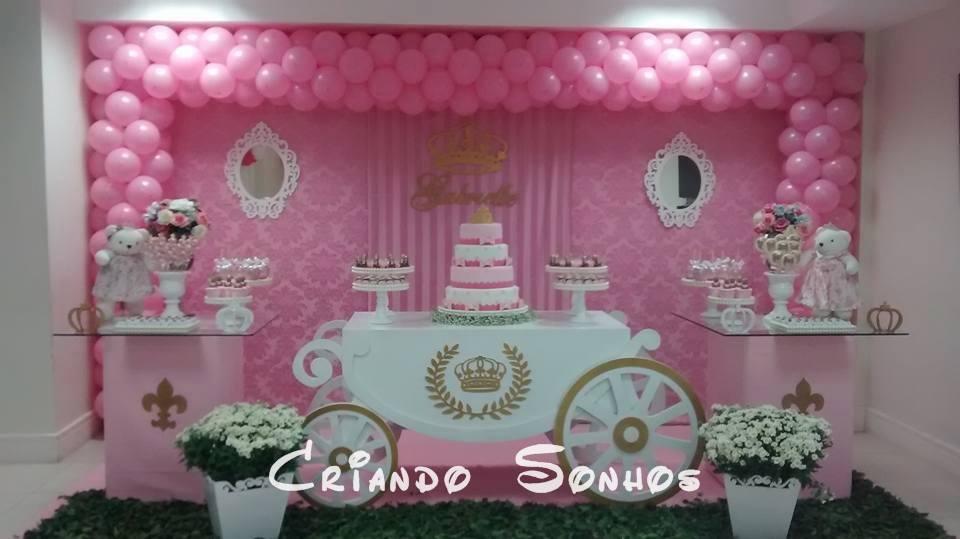 Decoraç u00e3o Infantil Realeza um sonho de festa! Guia Tudo Festa Blog de Festas dicas e ideias! -> Decoração De Festa Infantil Realeza
