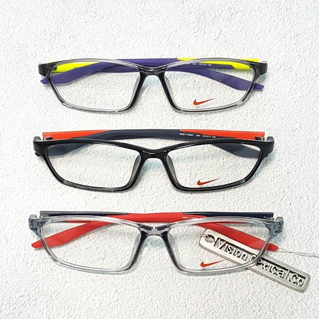 NIKE 7130AF 運動輕纖眼鏡