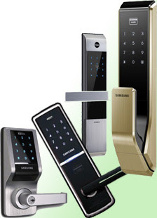 Khóa cửa điện tử đa dạng độ bền cao giá cực tốt