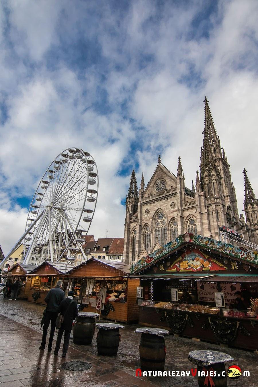 Mercado de Navidad de Mulhouse, Alsacia