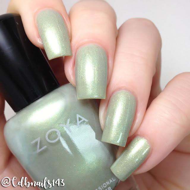 Zoya Nail Polish-Lacey