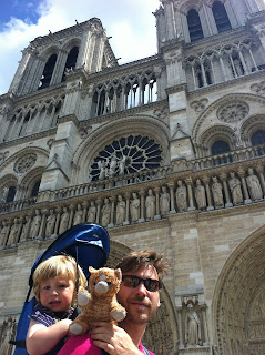 Paris with a Toddler