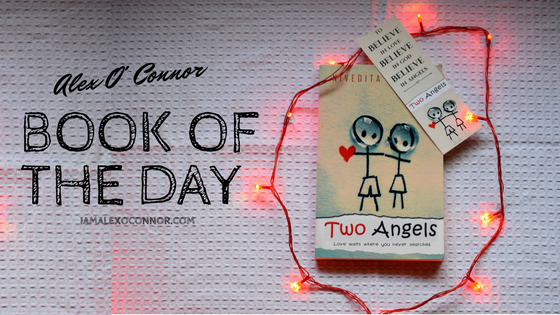 Two Angels : Book Of the Day by alex o connor