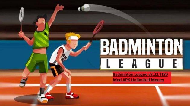 Badminton League v3.22.3180 Mod APK Unlimited Money