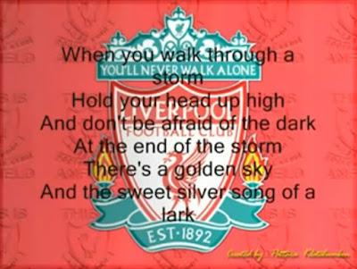 makna lagu you'll never walk alone