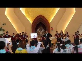 Nhà Chúa nay thành nơi nhảy múa