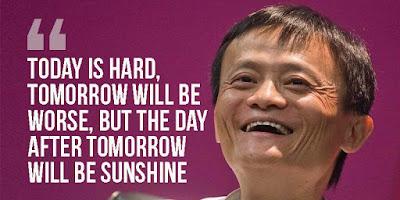 Jack Ma, Pendiri Alibaba Group