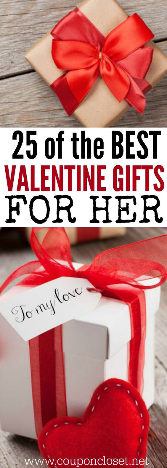 45 valentines gifts for her romantic and useful ideas for Best valentine gifts for her