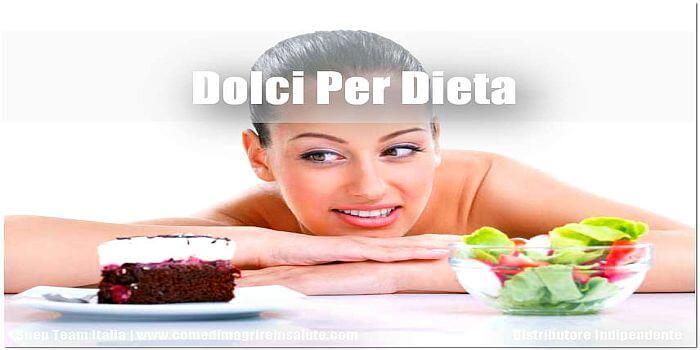 Dolci Per Dieta