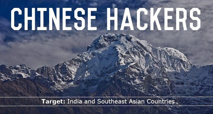 Chinese Hackers Spying on India and South East Asia for a Decade