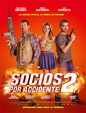 Socios por accidente 2 (2015) [Latino]