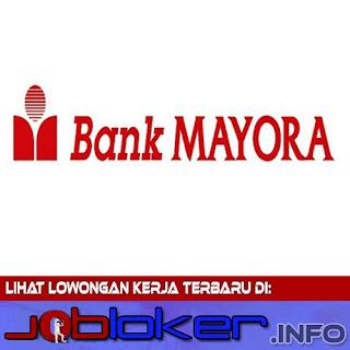 Lowongan Kerja Bank Mayora Tangerang