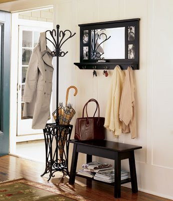 Everyday Love: Stylish Entryways
