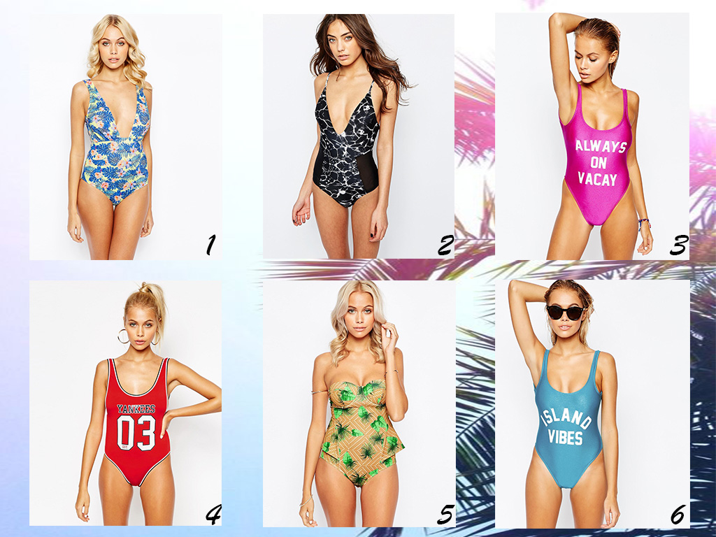 Elizabeth l swimsuits selection wishlist l bikinis Asos Seafolly Lira New Look River Island Minimale Animale South Beach Private Party Majestic Missguided Pinterest inspo l THEDEETSONE l http://thedeetsone.blogspot.fr