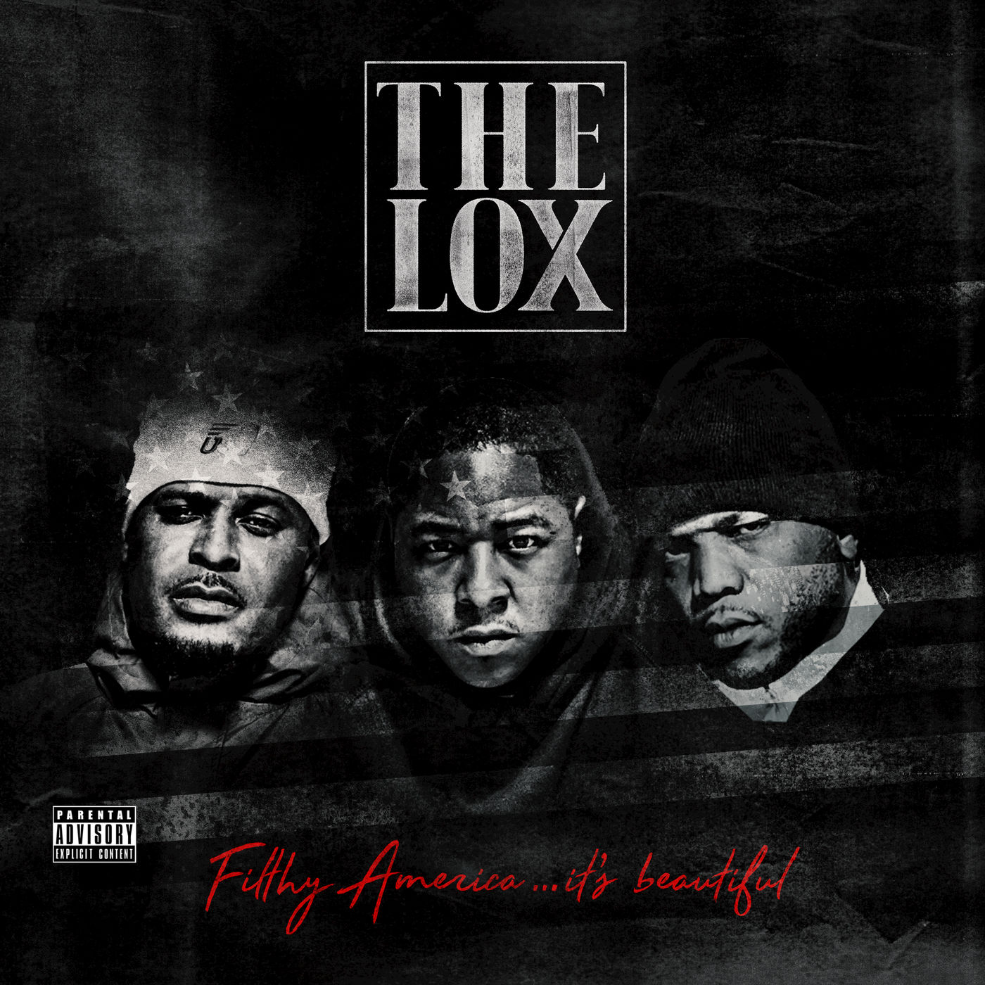 The Lox - Secure the Bag (feat. Gucci Mane & Infa-Red) - Single Cover
