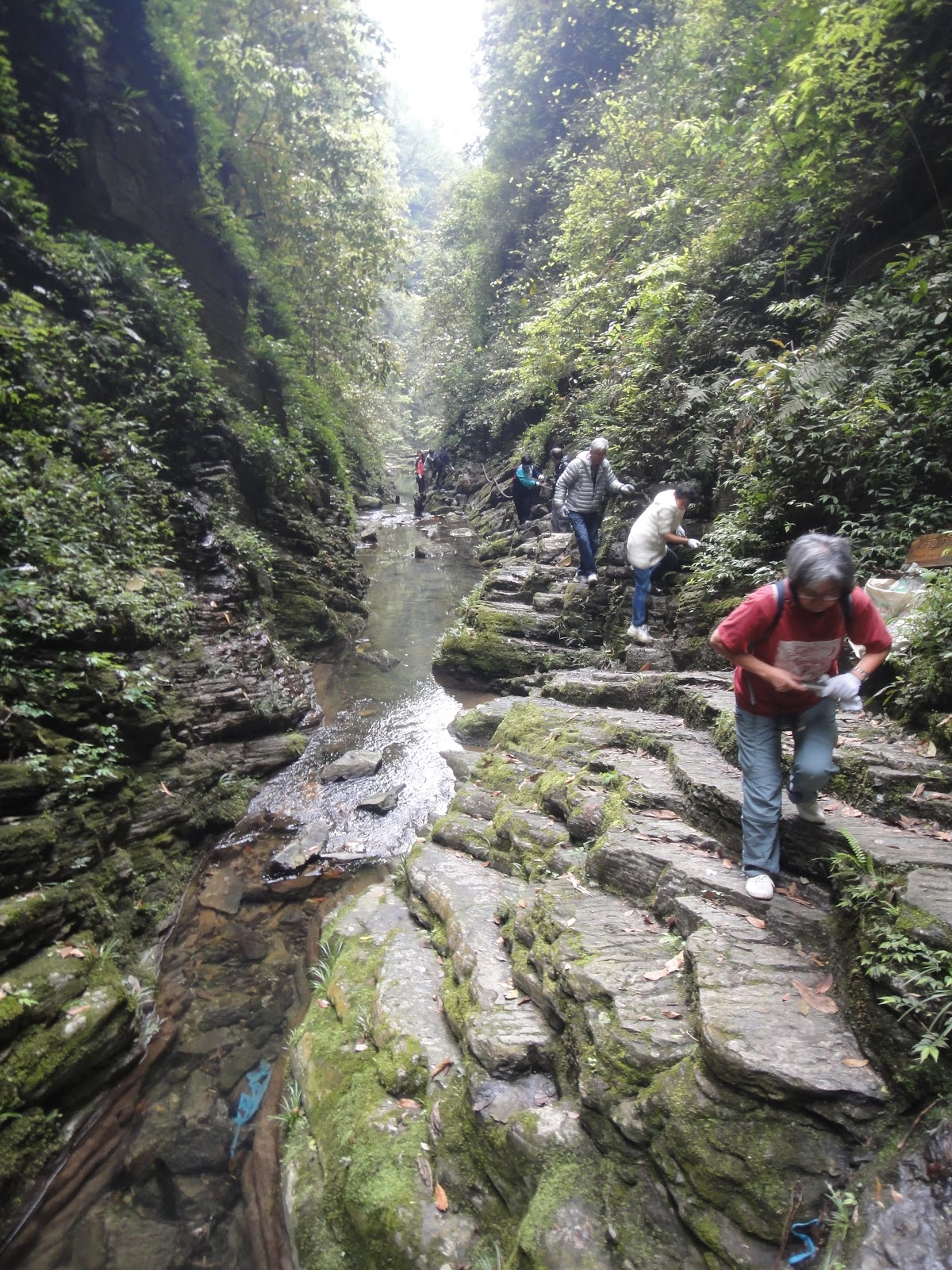 Wei, Nihao !: April 21st - Zuolong Gorge