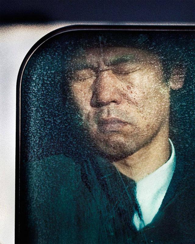 Tokyo Metrosu Fotoğrafları