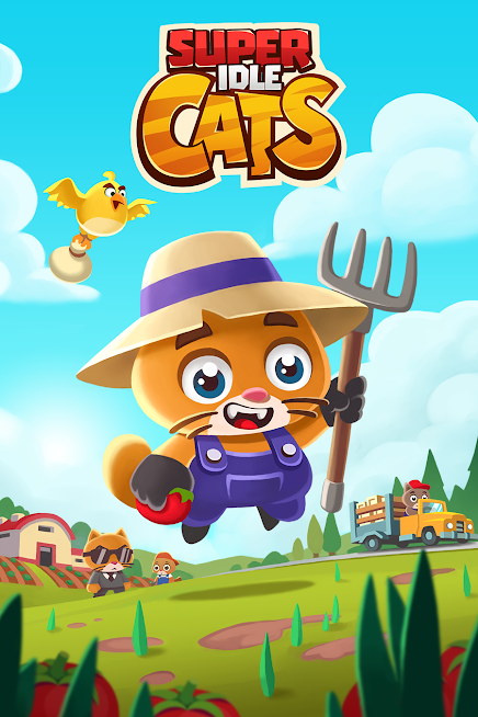 Andro Magic: Super Idle Cats 1 27 Apk + Mod for Android