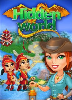 Hidden World Cover Logo Banner