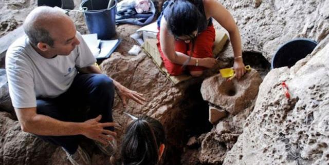 manifattura di birra do 13.000 anni fu scoperta in Israele