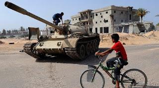 Libia se encuentra devastada tras 5 años de la agresión de la OTAN