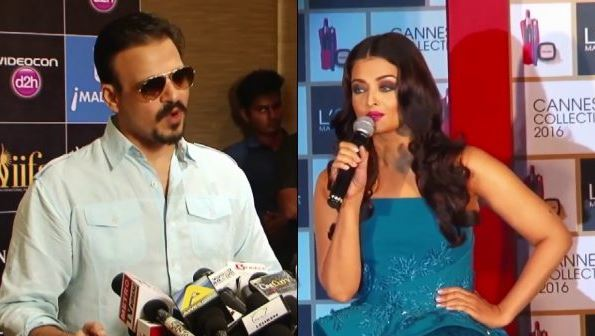 aishwarya-vivek - back to bollywood