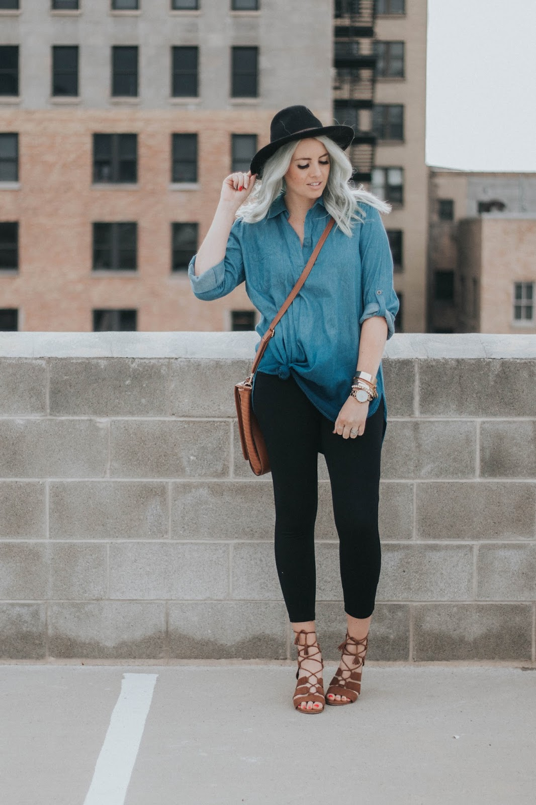 Shop Goldies, Utah Fashion Blogger, Spring Outfit