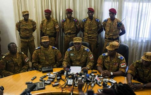 burkina faso coup 2015